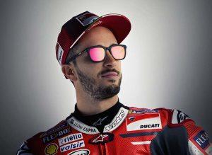 Dovizioso-gafas-Ducati