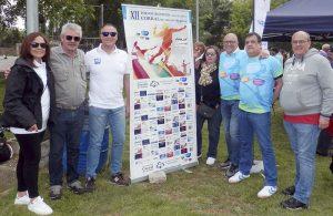 XII Torneo de Frontenis Corral de Ayllón. Essilor, rh+ y TDSO, entre las empresas patrocinadoras