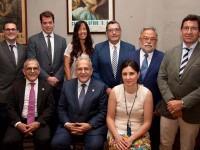 La nueva Junta de Gobierno del COOOC celebra su primera reunión extraordinaria