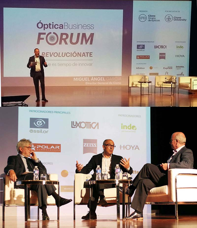 c806d07fee Cione ha celebrado su II Óptica Business Forum - Revista óptica ...