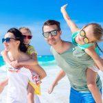 Los peligros de la radiación UV en los ojos de los niños
