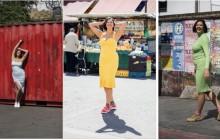 'Sneak Peeks' de Naomi Shimada para Amazon Moda