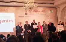 Essilor recibe el Premio Dirigentes 2018 en la categoría de 'Liderazgo'