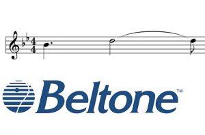 Beltono-logo-sonoro