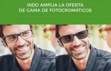 INDO amplía su gama de lentes fotocromáticas