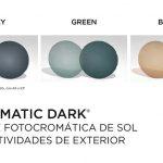 Colormatik Dark: la lente fotocromática de sol para actividades de exterior