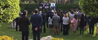 Teleasistencia ReSound Assist se presenta en la embajada de Dinamarca