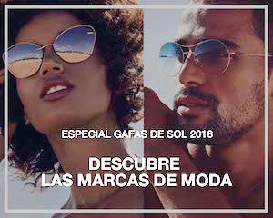 especial gafas sol 2018