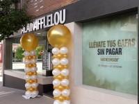 Alain Afflelou abre una nueva óptica en Baza