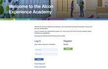Alcon lanza su Experience Academy para formar a los profesionales de la salud visual