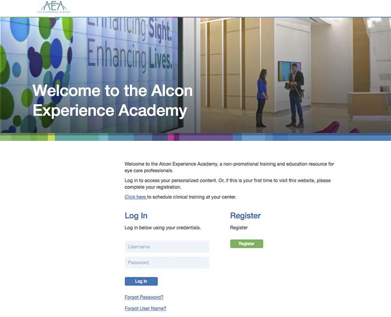 a32b456ab0 Alcon lanza su Experience Academy para formar a los profesionales de ...