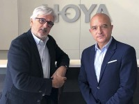 Tras más de 20 años al frente de Hoya Lens, Mariano Llanas transfiere la Dirección General de la compañía a José Fraile