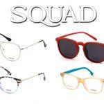 Nueva colección Squad, monturas ligeras y llenas de color