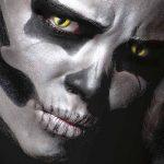 Lentes de fantasía para Halloween, un negocio que crece