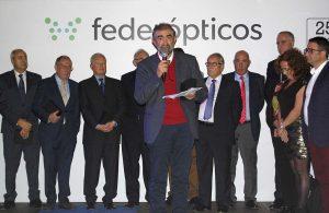 El Grupo Federópticos celebra el 25 aniversario de la cooperativa