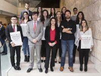Alain Afflelou celebra la 3ª edición de sus 'Premios al Talento Óptico Universitario'