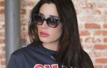 Pilar Rubio con gafas de sol Just Cavalli