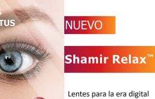 Shamir resuelve los desafíos visuales de la era digital con el nuevo Shamir Relax