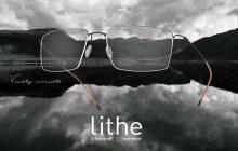 Lithe titanium eyewear, el lanzamiento más ligero de Visibilia