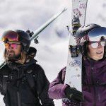 Para esquiar, no todas las gafas valen
