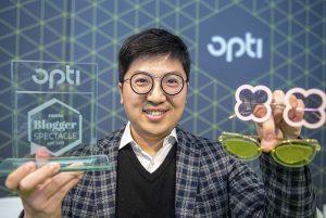 Ganador Blogger Spectacle Award